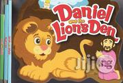 Daniel And The Lion's Den Board Book | Books & Games for sale in Lagos State, Surulere