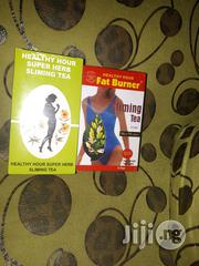 Super Herb Slimming Tea With Fat Burner Tea (70bags) | Vitamins & Supplements for sale in Lagos State, Ikotun/Igando