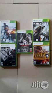 Used Xbox 360 Cds | Video Game Consoles for sale in Lagos State, Surulere
