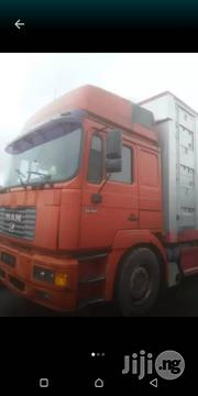 For Sale: A Direct Belgium 8 Tyres Man DIESEL Truck | Trucks & Trailers for sale in Lagos State, Amuwo-Odofin