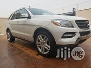Mercedes-Benz M Class 2014 White | Cars for sale in Lagos State, Lekki Phase 2