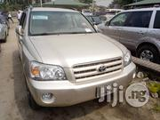 Tokunbo Toyota Highlander 2005 Gold | Cars for sale in Lagos State