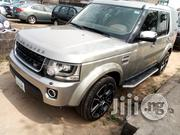 Land Rover LR4 2016 Gold | Cars for sale in Rivers State, Port-Harcourt