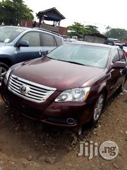 Toyota Avalon 2007 Red | Cars for sale in Lagos State, Lagos Mainland