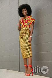 Ankara Top Skirts | Clothing for sale in Lagos State, Ojodu