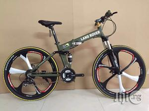 Foldable America Mountain Bicycle