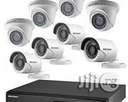 CCTV 1080P CCTV Camera 4 Indoor + 4 Outdoor Camera + 8channel DVR | Security & Surveillance for sale in Lagos State, Ikeja