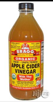 Braggs Apple Cider Vinegar 16oz(473ml) | Vitamins & Supplements for sale in Lagos State, Ojodu