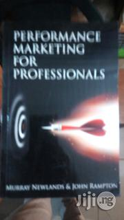 Marketing For Professional | Books & Games for sale in Lagos State, Yaba