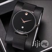 Movado Swiss Made Black Watch | Watches for sale in Lagos State, Oshodi-Isolo