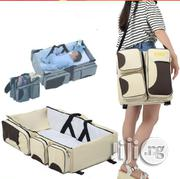 3 IN 1 Baby Bag - Diaper Bag, Travel Bed & Change Station | Maternity & Pregnancy for sale in Rivers State, Port-Harcourt