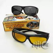 HD Day And Night Vision Driving Glasses | Safety Equipment for sale in Lagos State, Surulere