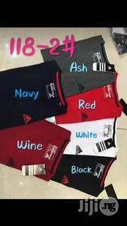 Adidas Round Neck T Shirt | Clothing for sale in Lagos State, Ikeja