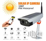Solar-powered IP Surveillance Camera - 1080P, 2.0MP, TF Card, Wifi | Security & Surveillance for sale in Lagos State, Amuwo-Odofin