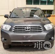 Toyota Highlander 2008 Gray | Cars for sale in Abuja (FCT) State, Gwarinpa