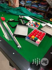 Brand New Snooker Board With Accessories | Sports Equipment for sale in Kwara State, Ilorin West