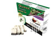 Slim Down And Lose Weight With Queek Triim Herbal Tea | Vitamins & Supplements for sale in Lagos State, Lekki Phase 2