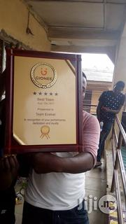 12 By 16 Wooden Award Plaque   Arts & Crafts for sale in Lagos State, Lagos Mainland