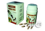Mascum Herbal Pride | Sexual Wellness for sale in Lagos State, Badagry