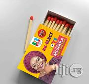 20feet Container Of Branded Safety Match Box For Election Campaign, Corporate Gift E.T.C | Arts & Crafts for sale in Lagos State, Lagos Mainland