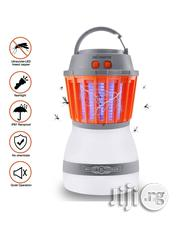 2 In 1 Electronic Bug Zapper - Mosquito Killer & Night Lamp | Home Accessories for sale in Lagos State, Ikeja