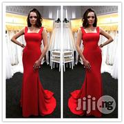 American Stars With Sexy Slim Trailing Evening Dress | Clothing for sale in Lagos State, Ikeja