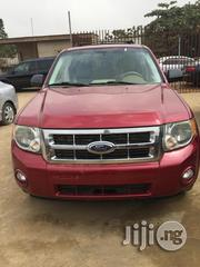 Ford Escape 2008 Red   Cars for sale in Lagos State, Oshodi-Isolo