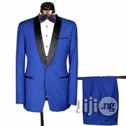 Black Lapel Tuxedo For Men - Blue | Clothing for sale in Lagos State, Lagos Mainland