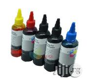Ink Set For Canon Pixma 7240 Refillable Cartridges | Accessories & Supplies for Electronics for sale in Lagos State, Ikeja