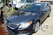 Volkswagen CC 2010 2.0 Luxury Gray   Cars for sale in Lagos State, Lagos Mainland