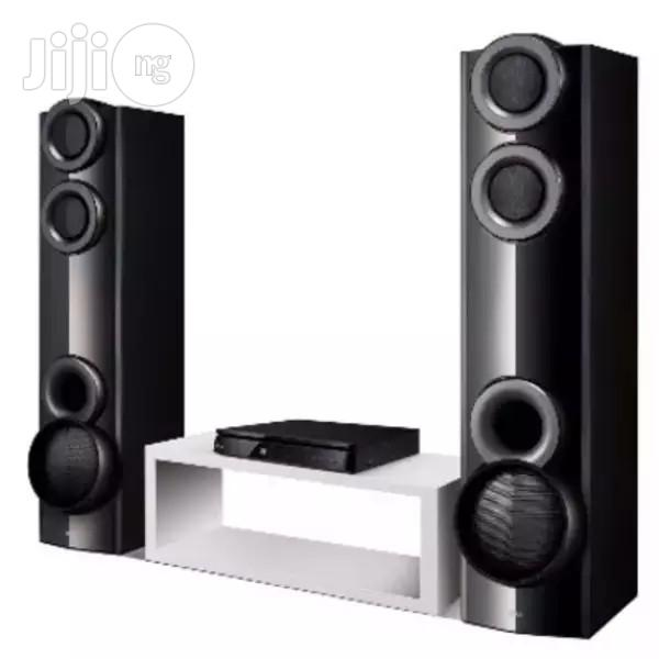 LG Body Guide Home Theater
