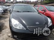 Lexus ES330 2006 Black | Cars for sale in Lagos State, Apapa