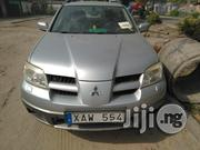 Mitsubishi Outlander 2005 Silver | Cars for sale in Lagos State, Lagos Mainland