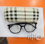 Burberry Unisex Black & White Lens Eyeglasses. | Clothing Accessories for sale in Lagos State, Surulere