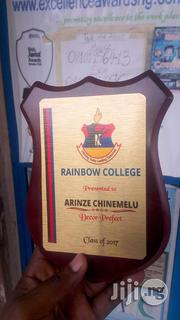 School Award Plaque | Arts & Crafts for sale in Lagos State, Lagos Mainland