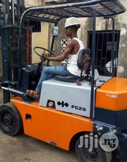Forklift Komatsu 2017 For Sale | Heavy Equipments for sale in Lagos State, Lagos Mainland