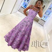 Women's Explosion Section Wish Retro High-end Long Skirt Mesh | Clothing for sale in Lagos State, Ikeja