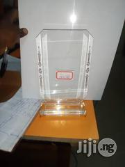 Rectangular Crystal Plaque | Arts & Crafts for sale in Lagos State, Lagos Mainland