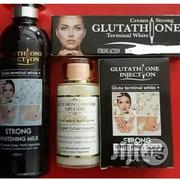 Glutathione Injection Set | Health & Beauty Services for sale in Lagos State, Ojo