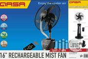 """Qasa 16"""" Water Rechargeable Fan   Home Appliances for sale in Abuja (FCT) State, Wuse"""