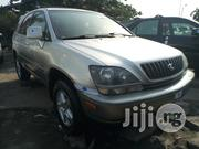 Lexus RX 2000 Silver   Cars for sale in Lagos State, Apapa