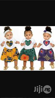 Children Ankara With Pattern | Baby & Child Care for sale in Lagos State, Ojodu