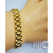 New Arrival Men Gold Chain Bracelet | Jewelry for sale in Lagos State, Surulere