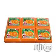 Reya Vitamin C E Whitening Face Body ORANGE Soap, - 6 Bars | Skin Care for sale in Lagos State