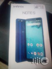 Infinix Note 5 Stylus 32 GB Blue | Mobile Phones for sale in Abuja (FCT) State, Wuse II