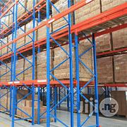 Iron Storage Warehouse Pallet Rack For Warehouses | Building Materials for sale in Lagos State, Lagos Mainland
