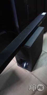 Samsung Sound Bar With Wireless Sub Woofer   Audio & Music Equipment for sale in Lagos State, Lagos Mainland