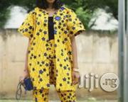 Open Chest Ankara Trouser Top | Clothing for sale in Lagos State, Ojodu