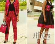 Ankara Trouser Top | Clothing for sale in Lagos State, Ojodu