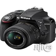 """Nikon D3300 Professional Digital Camera - 18-55 Zoom Lens, 24-megapixel, 3"""" Screen 